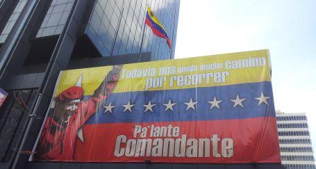 Chavez'in hakka yürümesinden sonra Venezuela nereye gider?
