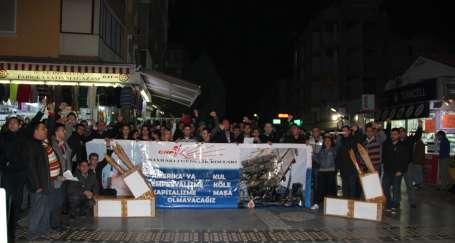CHP'li gençlerden Patriotlara karşı açıklama