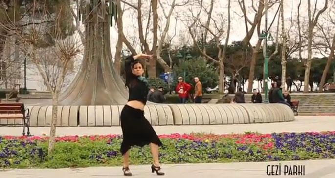 Dans ile \'Kentsel İsyan\'