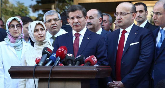 Davutoğlu: Kılıçdaroğlu'nun aklına ihtiyacımız yok