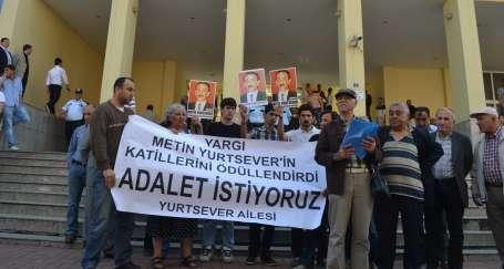 İşkenceyle öldürülen öğretmenin davasında beraat