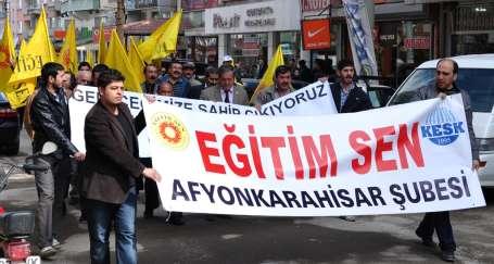 'Polis devletine teslim olmayacağız'