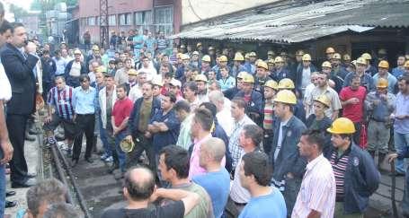 Madende kararı işçiler verecek