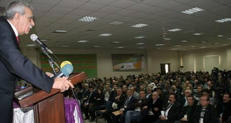 Ahmet Türk taburcu edildi
