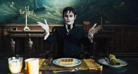 Bu da Burton'ın vampiri...