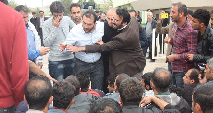 DEDAŞ işçilerine polis saldırısı
