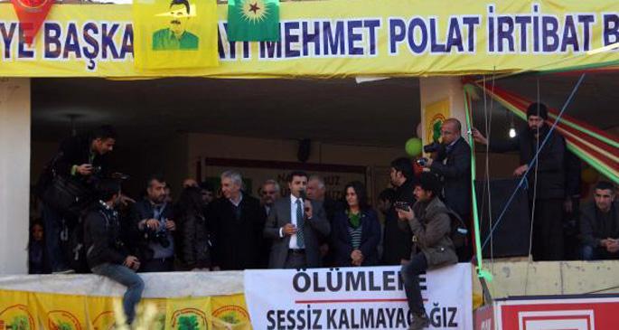 Demirtaş: En büyük para kasası Erdoğan\