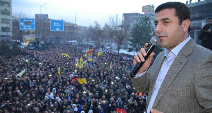 Demirtaş: Erdoğan\