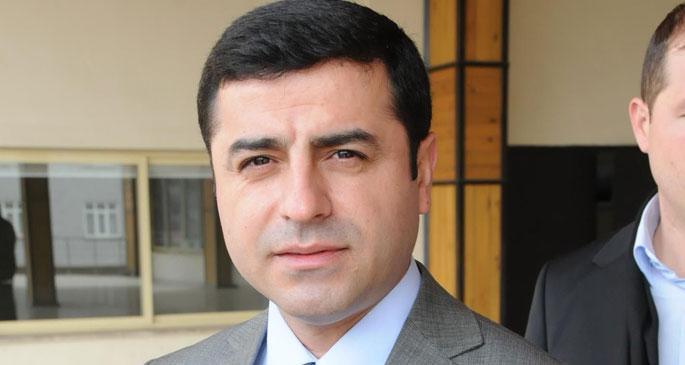 Demirtaş: Öcalan, heyette Kandil\'den isim istedi