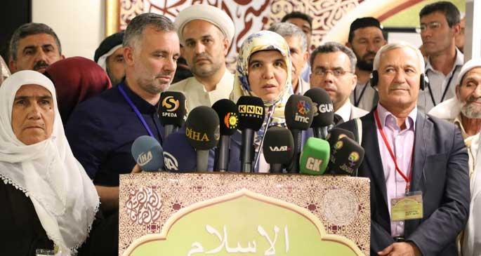 Demokratik İslam Kongresi'nden yansıyanlar