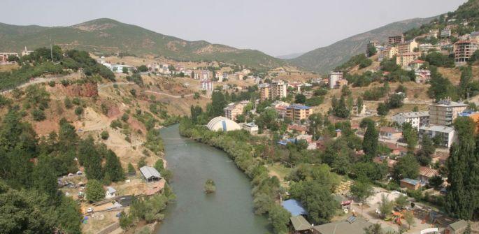 Dersim'de barajlar 60 köyü su altında bırakacak