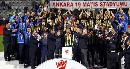 Fenerbahçe kupa hasretine son verdi
