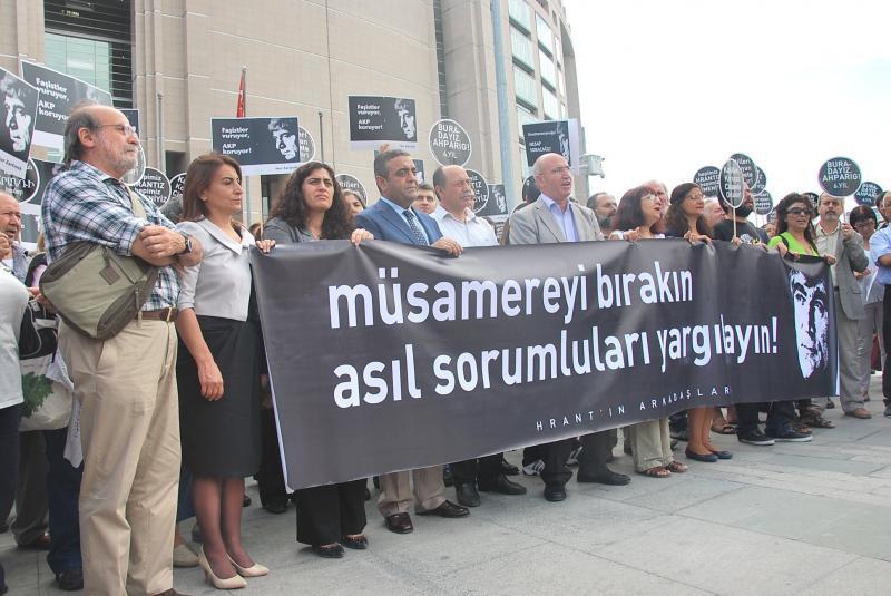 Dink davasında Ali Öz yeniden yargılanıyor