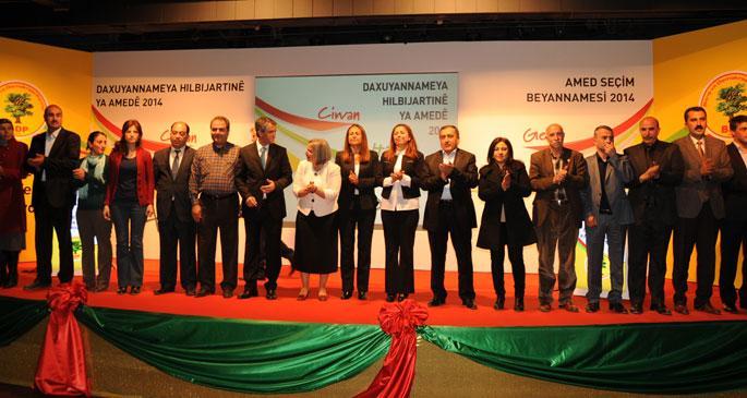 Diyarbakır'ı kent parlamentosu yönetecek