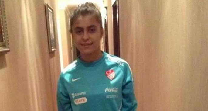 Diyarbakır'ın gol kraliçesi: Zelal Baturay