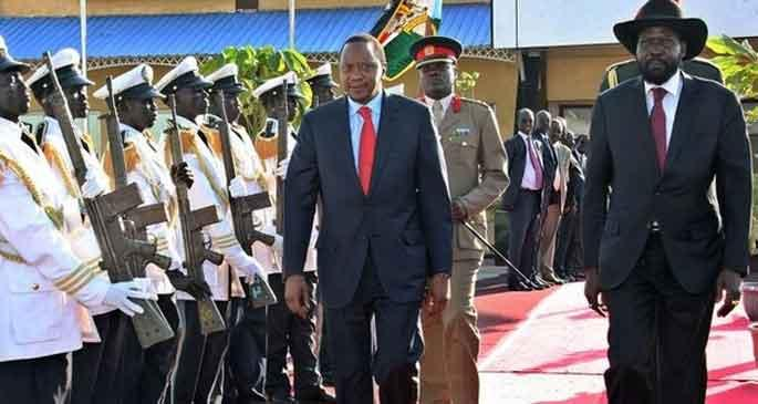 Doğu Afrikalı liderler: Kiir çözüme hazır