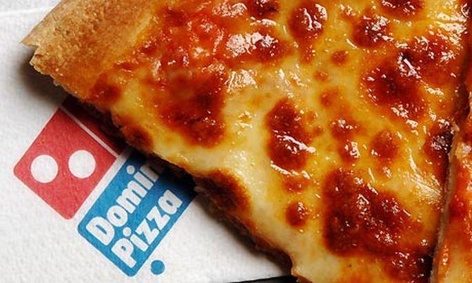 Dominos Pizzadan Okmeydanı Ayrımcılığı Evrenselnet