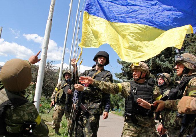 Donetsk'te baskı artıyor