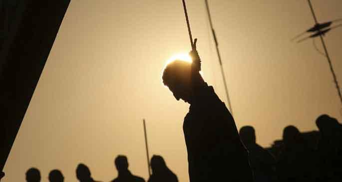 Dünya İran'daki idamları görmedi