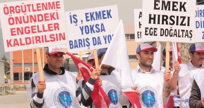 E-devlet şifresi işçiye bela oldu!