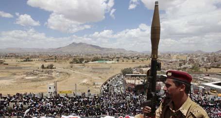 Yemen'de aşiret kavgası