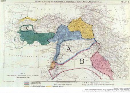 Yeni bir Sykes-Picot mu?