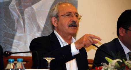 Kılıçdaroğlu Hatay'dan Başbakanı eleştirdi