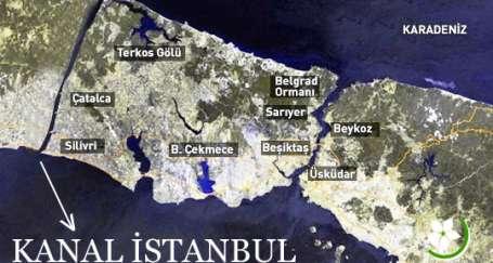 Kanal İstanbul: Gerçek sorunların üzerini örten bir perde