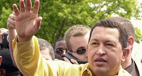 Chavez No Se Va (Chavez Gitmeyecek)