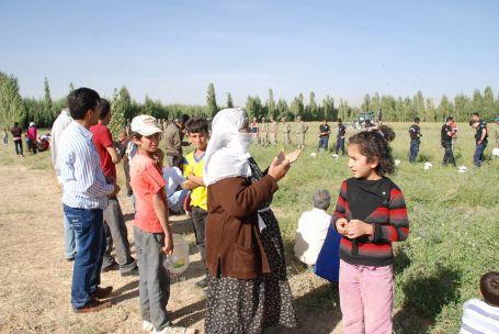 Çatakdibi köyünde ağaç katliamı başladı