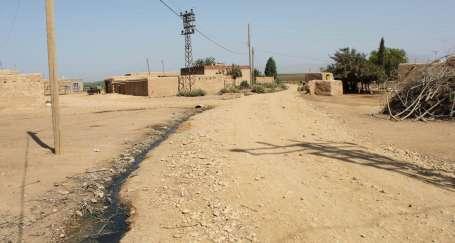 Kızıltepe'de bir köy var; adı Haznedar Köyü...