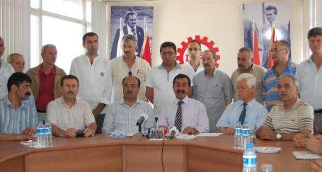 DİSK: AKP saldırı ile başladı