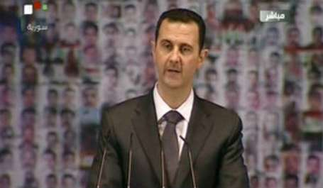 Esad'dan çözüm planı