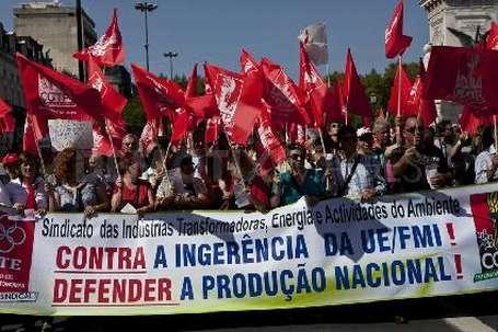 Portekiz emekçileri 14 Kasımda genel grevde