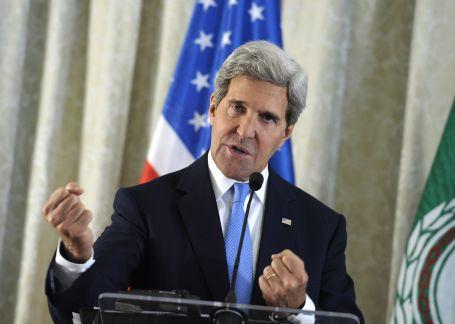 Kerry işgalin yolunu yapıyor
