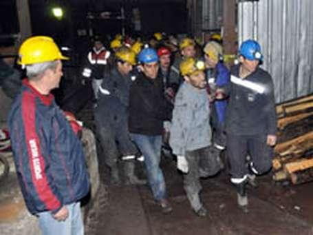 Bilirkişi maden cinayetinde ölenleri kusurlu buldu!
