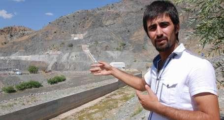 Diyarbakır'da ilk HES'ler Kulp'u kuruttu