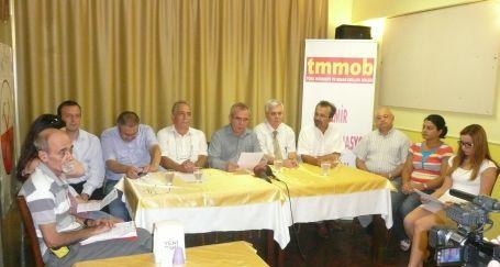 TMMOB: İzmir'de kuralsız yapılaşmanın önü açıldı