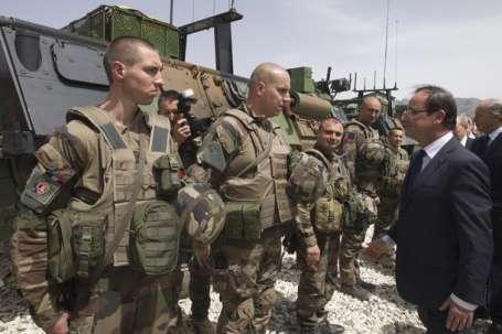 Hollande'dan Afganistan'a sürpriz ziyaret