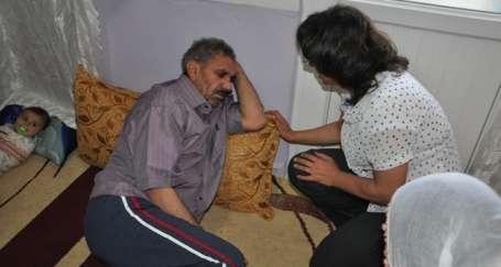 Gaz bombasıyla başından vurulan Gecidibi taburcu edildi