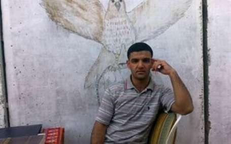 Açlık grevinde bir futbolcu: Mahmud Sarsak