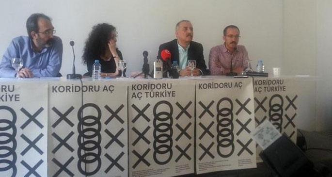 Edebiyatçıların cümleleri bu kez Kobanê için