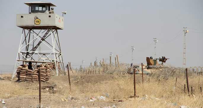 El Kaideliyi geçirip Rojavalıyı öldüren sınır