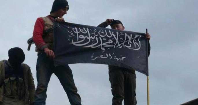 El Nusra\