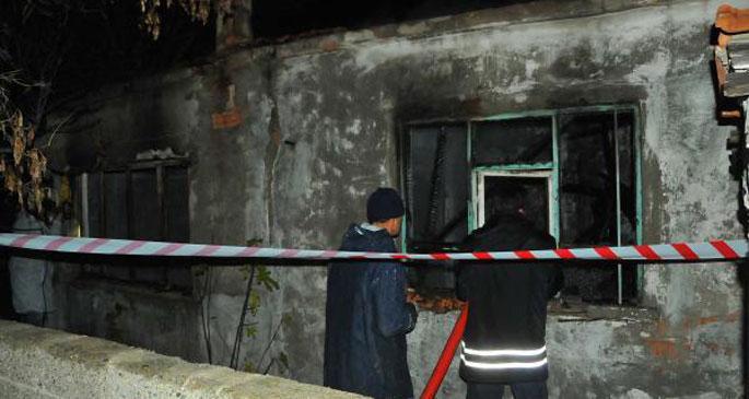 Elektrik faturasını ödeyemedi, yangında hayatını kaybetti