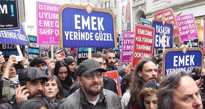 Emek'çiler 22 Aralık'ta Kadıköy'de