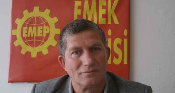 EMEP Ordu İl Başkanı Poyraz: Bakanların istifası yetmez