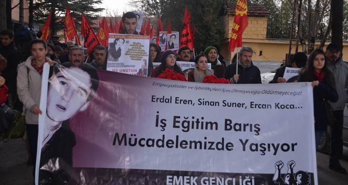 Erdal Eren mezarı başında anılacak