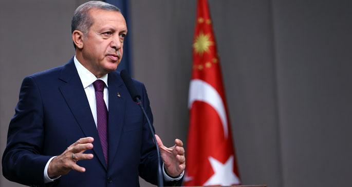 Erdoğan, Kobanê eylemlerine de \