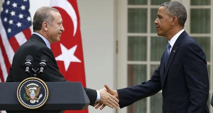 Erdoğan, Obama\